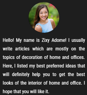 Home Author Bio