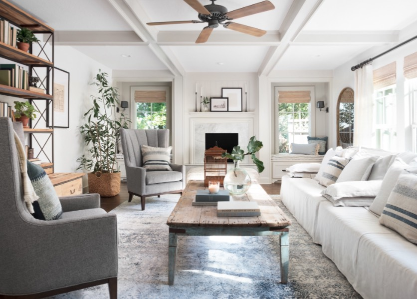 Tips In Adding A Style In Your Living Room Before Moving