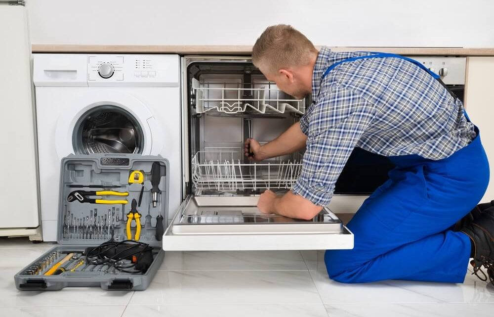Dishwasher not draining? Here's how to fix it